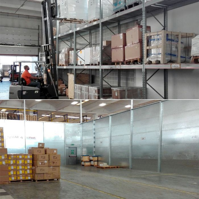XPH opens new warehouse in Venice Airport (VCE)